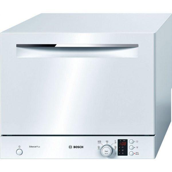 Bosch SKS62E22EU Λευκό Πλυντήριο Πιάτων Μικρό-Πάγκου