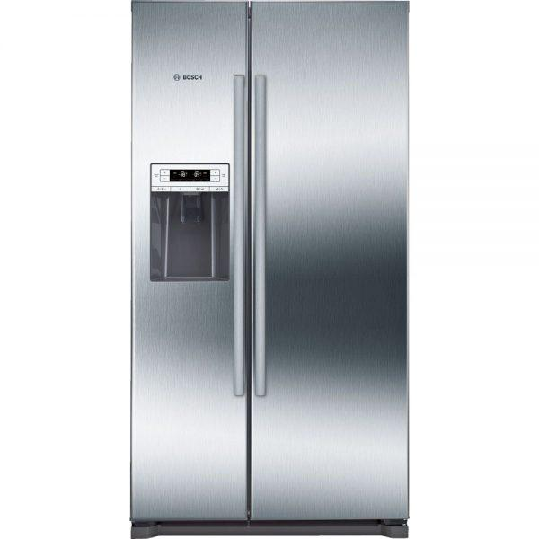 Bosch KAD 90VI20 Inox Ψυγείο Ντουλάπα