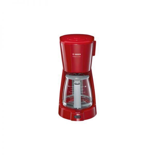 Bosch TKA3A034 Κόκκινη Μηχανή Καφέ Φίλτρου
