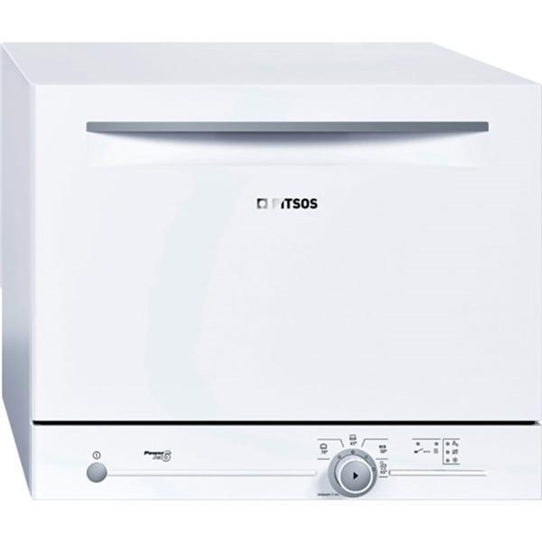 Pitsos POWERJET6 Πλυντήριο Πιάτων Μικρό-Πάγκου
