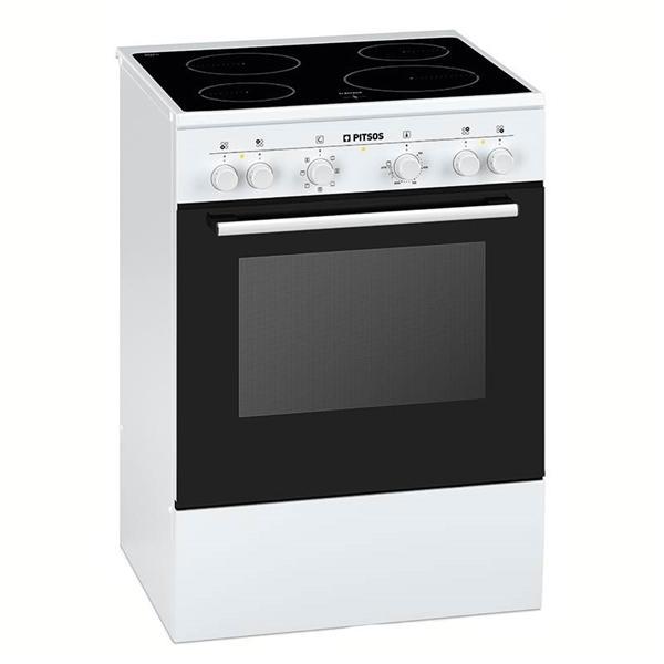 Pitsos PHCB125K20 Κουζίνα Κεραμική