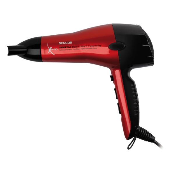 Sencor SHD 6600 Red Σεσουάρ Μαλλιών