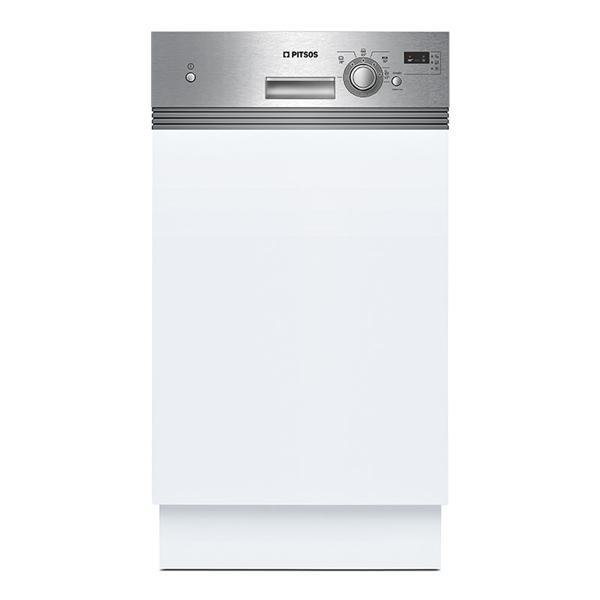 Pitsos DRI4315 Εντοιχιζόμενο Πλυντήριο Πιάτων 45cm