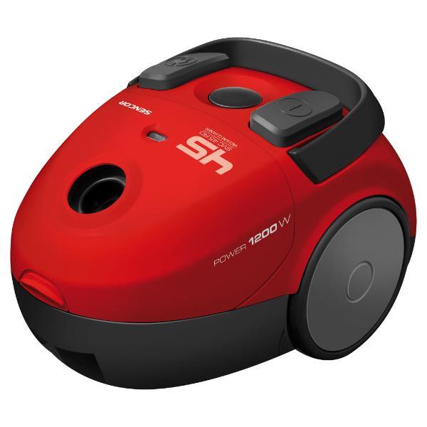 Sencor SVC 45RD Red Ηλεκτρική Σκούπα